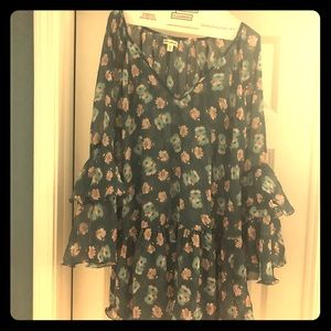 Fun casual floral sundress by Billabong